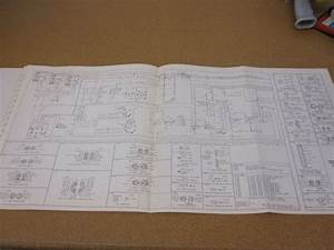 Original 1979 Lincoln Mark V Wiring Diagram Sheet