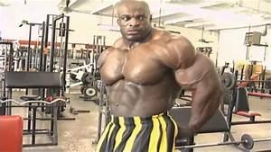 Ronnie Coleman Motivacion Gym