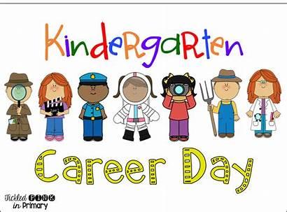 Career Kindergarten Clipart Careers Clip Community Activities