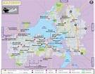 Buy Madison City Map