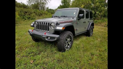 Review Jeep Wrangler Unlimited by Review 2018 Jeep Wrangler Unlimited Rubicon Jl
