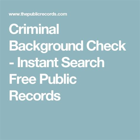 Best Free Background Check 48 Best Free Background Check Images On Free