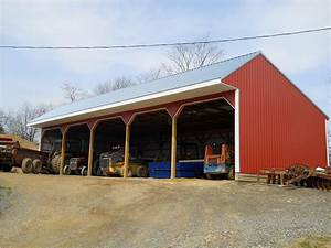 how much does a pole building cost pole barns With cost of pole barn kits