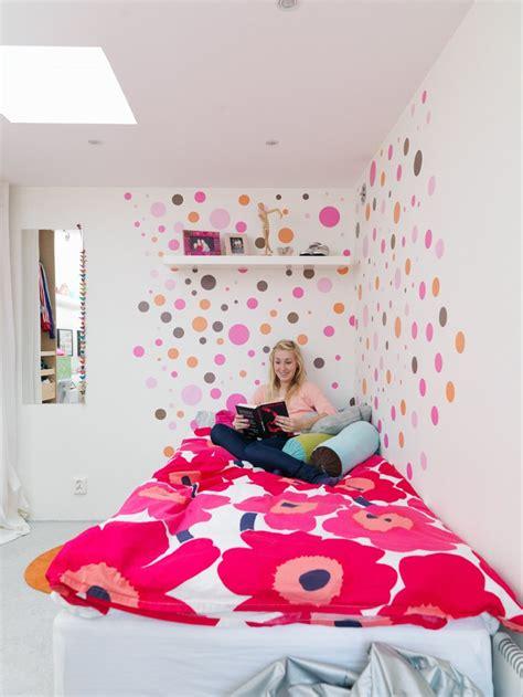 décoration murale chambre ado fille