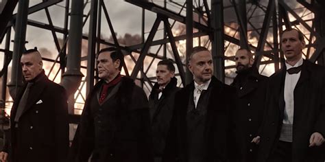 Rammstein Unleash Epic Video For New Song