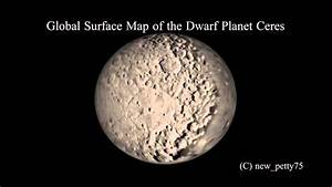 Global High Resolution Surface Map of the Dwarf Planet ...