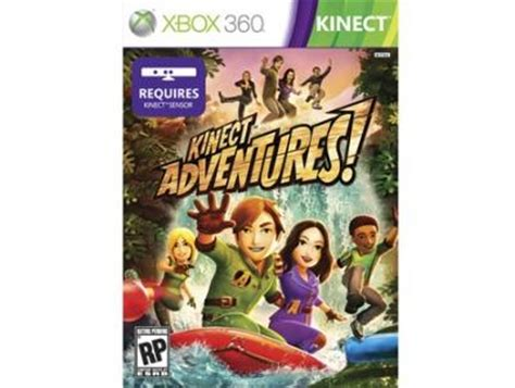 best xbox 360 for parenting 201 | VideoGame10 Xbox KinectAdventures Box P new