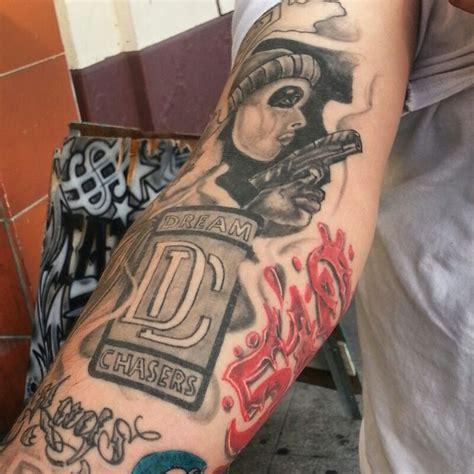 dead president tattoo mob tattoo hood tattoo  tattoo