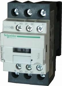 Diagram Schneider Contactor