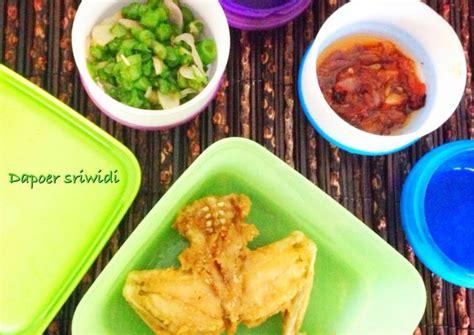 Cocok disajikan dengan beragam makanan. Resep Kodok goreng sambal tomat (menu batita) oleh Dapoer sriwidi - Cookpad