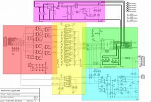 Motor   Electronic Circuit Diagram