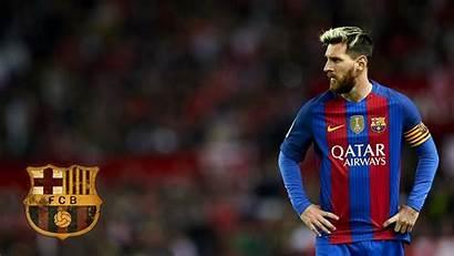 Messi Lionel Wallpapers Desktop Barcelona Resolution Background