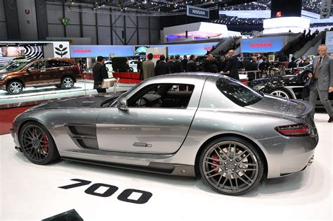Brabus 700 Biturbo Is Sls Amg Turned Up To 11