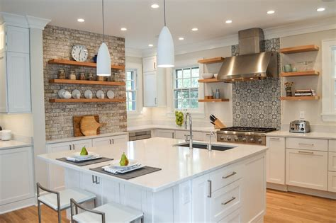 houzz kitchens white cabinets studio 76 kitchens baths awarded best of houzz 2018 4354