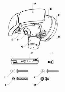 Camera Floodlight Installation Guide  U2013 Maximus Lighting