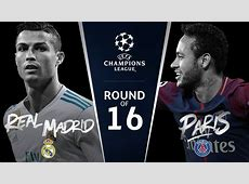 Real Madrid to Face Paris SaintGermain in Champions