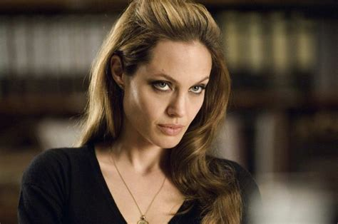 Angelina Jolie, Wanted, Actress, Brunette Wallpapers HD ...