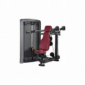 Mens Life Fitness Insignia Series Shoulder Press