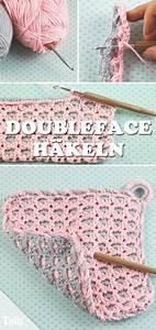 Wolle Für Topflappen : doubleface h keln kostenlose anleitung mit grundtechnik ~ Watch28wear.com Haus und Dekorationen