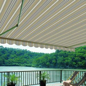 luxaflex folding arm awnings capricorn screens awnings blinds