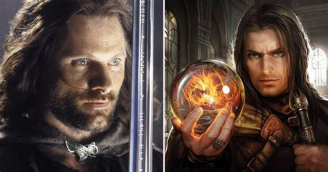 Lord Of The Rings Awesome Facts You Didn't Know About Aragorn