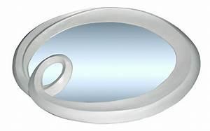 Bilder Mit Rahmen Modern : ovaler spiegel weis wandspiegel standspiegel und ~ Michelbontemps.com Haus und Dekorationen