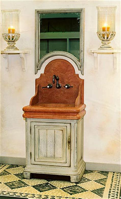 french country style bath vanity from provence et fils