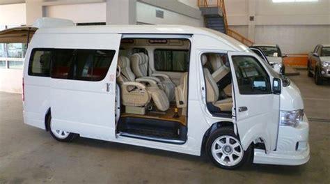 Mobil Toyota Hiace by Harga Mobil Toyota Hiace Terbaru Bekas Dan Spesifikasinya