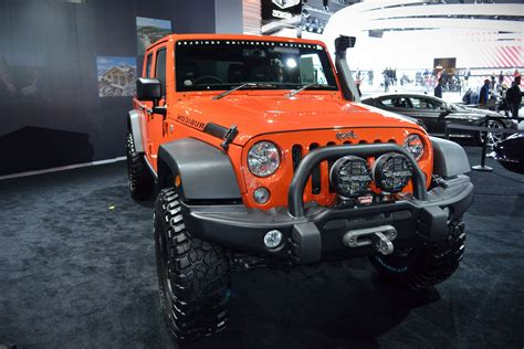 wrangler pickup truck unlimited review auto suv