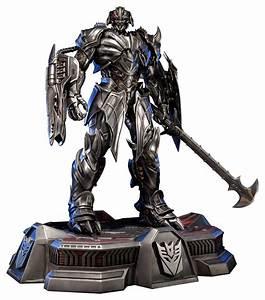 Transformers The Last Knight Statue Megatron 76 cm ...