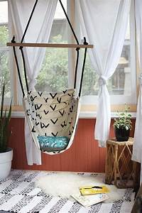 15 of the Most Beautiful Indoor Hammock Beds Decor Ideas