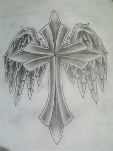 cross with wings by vinsanity68 on DeviantArt