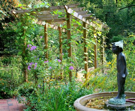 25 charming garden trellises and arbors garden club