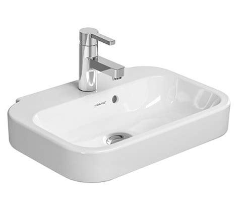 duravit happy d2 pedestal sink duravit happy d2 500 x 360mm handrinse basin 0709500000