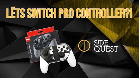 Lēta Nintendo Switch Pro pults?! | Side Quest