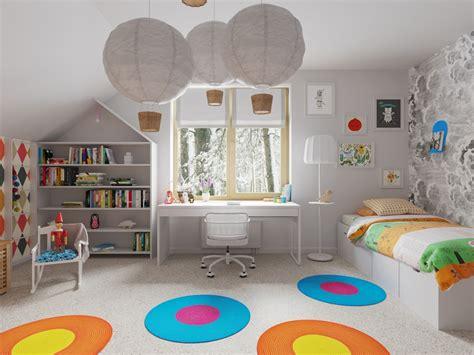 Ideas For Kid's Room Interior Design