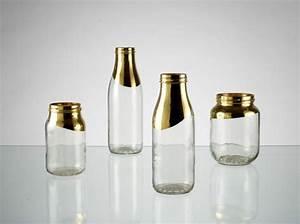 Customiser Une Bouteille De Vin : les bouteilles en verre relook es en objets d co elle ~ Zukunftsfamilie.com Idées de Décoration