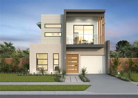 Double Storey Home Design