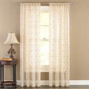buy sheer curtains 50 x 108 from bed bath beyond