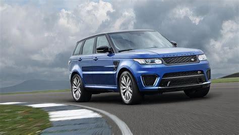 2015 Range Rover Sport Svr Detailed