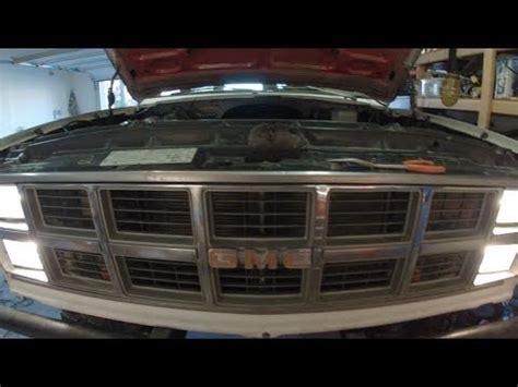 blazer headlight wiring upgrade  relays