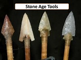 Stone Age Tools and Weapons | Teaching Resources
