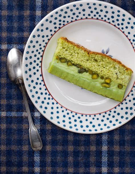 cuisine de gateau gâteau magique à la pistache pour 6 personnes recettes