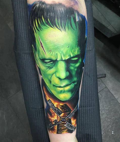 monster tattoo ideas