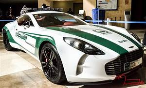 Dubai's Cop Cars - From the Eclectic to the Exotic