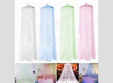 Elegant Lace Bed Mosquito Netting Mesh Canopy Princess