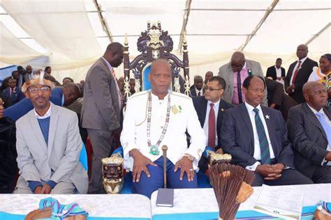 My Venda On Twitter Mcm King Toni Mphephu Ramabulana On