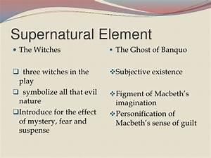 Supernatural Element In Macbeth first street school homework helper