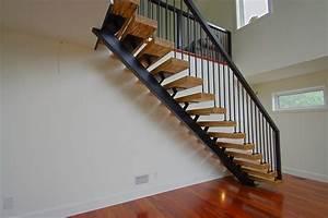Rampe D Escalier Moderne : rambarde escalier moderne escalier en acier et rambarde inox les 25 meilleures id es de la cat ~ Melissatoandfro.com Idées de Décoration