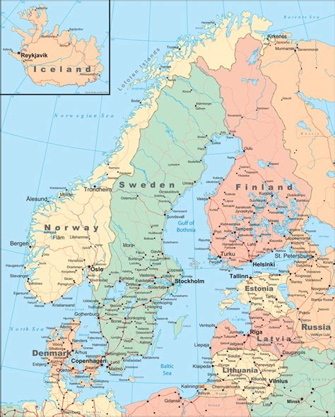Which For The Nordic Countries Scandinavia A Of Heavy An Introduction